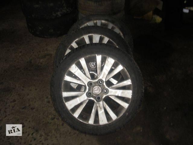 продам б/у Колеса и шины Диск Диск литой Легковой Mazda 6 Седан 2009 бу в Луцке