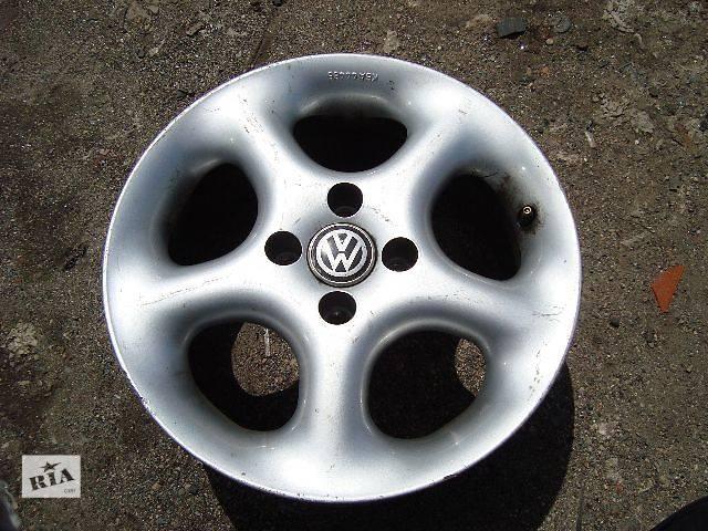 продам б/у Колеса и шины Диск Диск литой Легковой Volkswagen бу в Тернополе