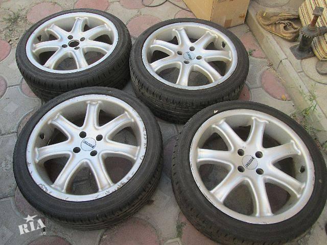 продам б/у Колеса и шины Диск литой Postert, Continental Диск 7.5 Легковой Opel 17 35 Astra G бу в Херсоне