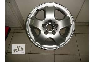 б/у Колеса и шины Диск Диск литой RONAL 17 5x100 Легковой Mercedes Седан