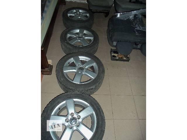 б/у Колеса и шины Диск Диск литой VW 6.5 16 50 5x112 Легковой Volkswagen Golf V- объявление о продаже  в Ковеле