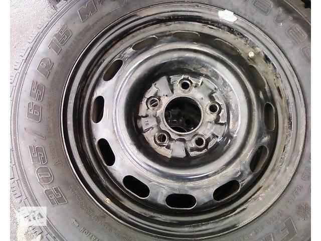 купить бу б/у Колеса и шины Диск Диск металический 11 15 45 5x114.3 Легковой Nissan в Запорожье