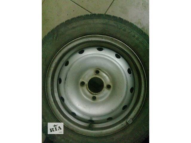 бу б/у Колеса и шины Диск Диск металический 14 Легковой Citroen Berlingo в Сумах