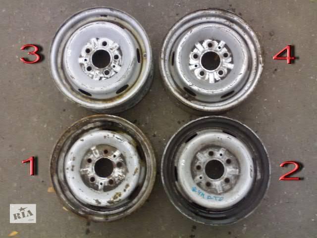 купить бу Б/у Колеса и шины Диск Диск металический 14 Легковой Fiat Ducato в Сумах
