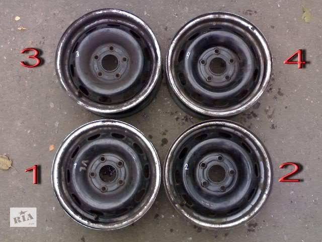 Б/у Колеса и шины Диск Диск металический 14 Легковой Ford Scorpio- объявление о продаже  в Сумах