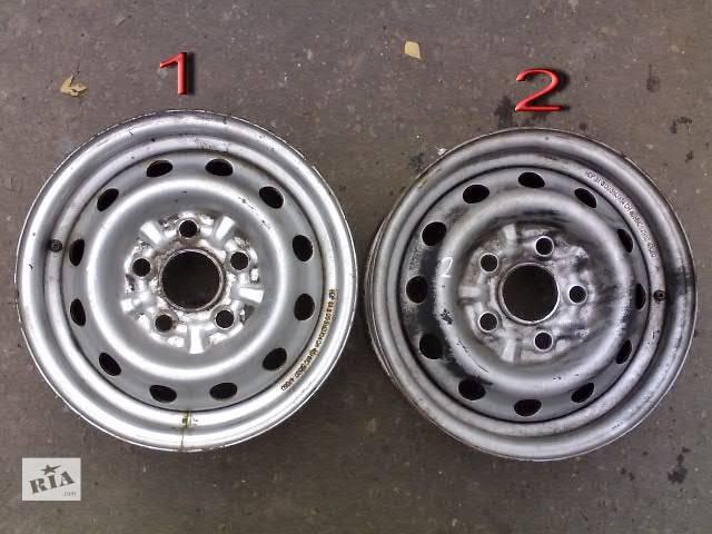 Б/у Колеса и шины Диск Диск металический 14 Легковой Hyundai H 100 груз.- объявление о продаже  в Сумах
