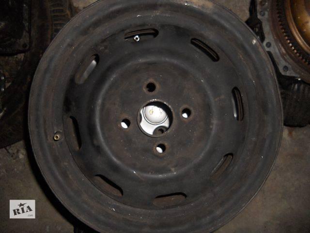 купить бу Б/у Колеса и шины  Диск металический 14 Легковой Mazda в Львове