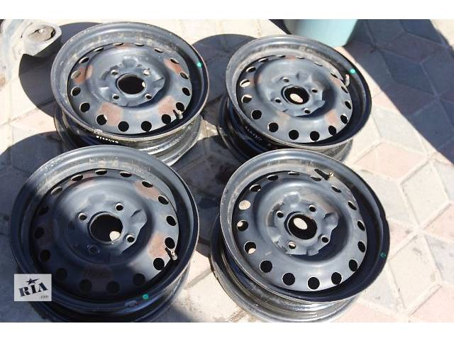 купить бу б/у Колеса и шины Диск Диск металический 14 Легковой Nissan Almera Classic 2008 в Костополе