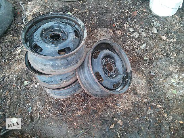 купить бу б/у Колеса и шины Диск Диск металический 14 Легковой Opel Omega A в Харькове