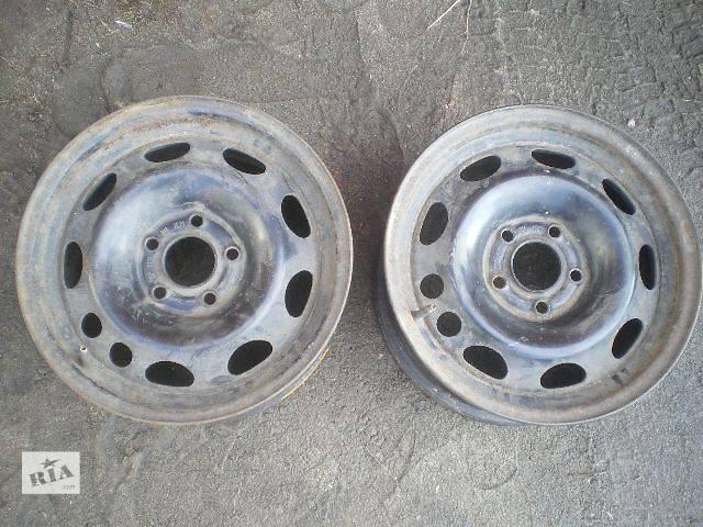 бу б/у Колеса и шины Диск Диск металический 15 33 5x112 Легковой Opel Omega B в Умани