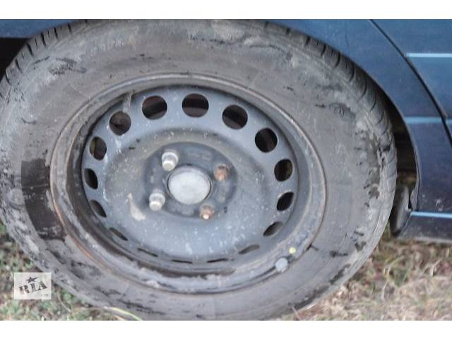 б/у Колеса и шины Диск Диск металический 15 Легковой Nissan Almera Classic- объявление о продаже  в Костополе