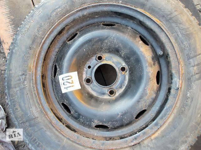 бу б/у Колеса и шины Диск Диск металический 5.5 14 18 Легковой Citroen Berlingo в Ковеле