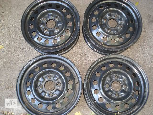 б/у Колеса и шины Диск Диск металический 5.5 15 46 4x114.3 Легковой Hyundai,Mitsubishi- объявление о продаже  в Миргороде