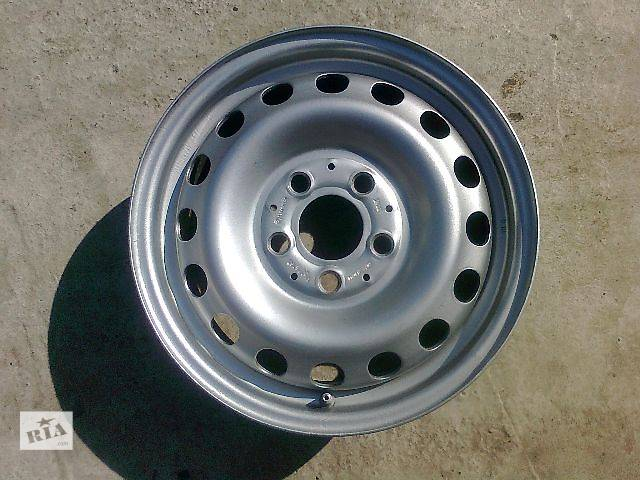продам б/у Колеса и шины Диск металический Диск 5.5 Легковой Mercedes 15 60 Vito пасс. 5x112 бу в Ужгороде