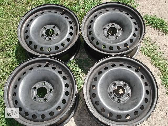 купить бу б/у Колеса и шины Диск Диск металический 7 16 34 Легковой Opel ,Alfa Romeo 159 в Миргороде