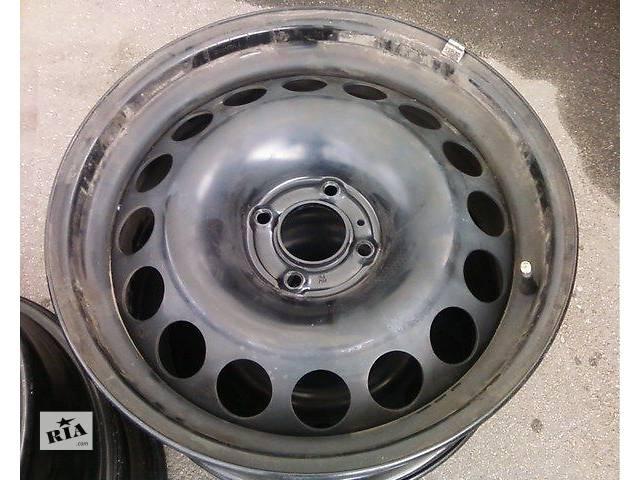 купить бу б/у Колеса и шины Диск Диск металический 7.5 17 29 4x108 Легковой Peugeot в Запорожье