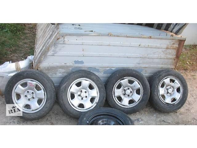 продам б/у Колеса и шины Диск Диск металический Легковой Subaru Forester 2005 бу в Луцке