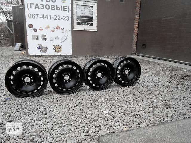 б/у Колеса и шины Диск Диск металический OE. Fiat 5.5 15 32 Легковой Fiat Doblo Panorama Универсал 2008- объявление о продаже  в Киеве