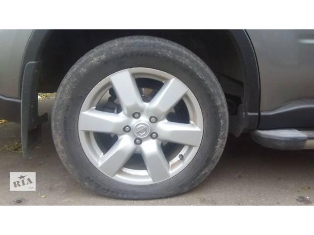 продам б/у Колеса и шины Диск Легковой Nissan X-Trail бу в Луцке