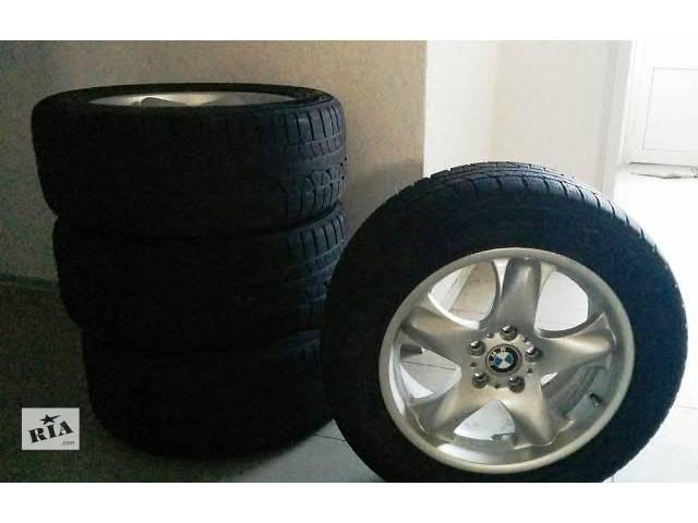 бу б/у Колеса и шины Легковой BMW X5 в Запорожье