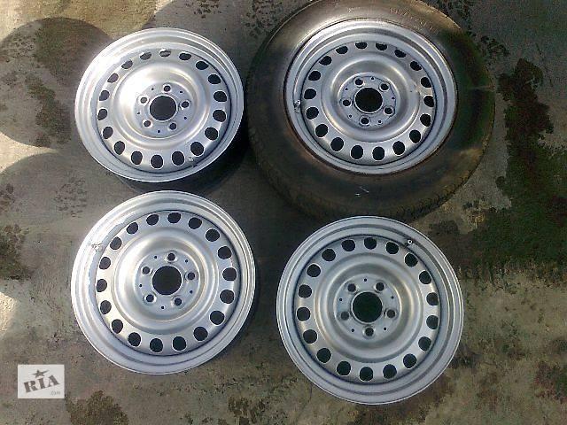 бу б/у Колеса и шины Диск металический Диск 6.5 Легковой Mercedes 15 49 5x112 в Чопе