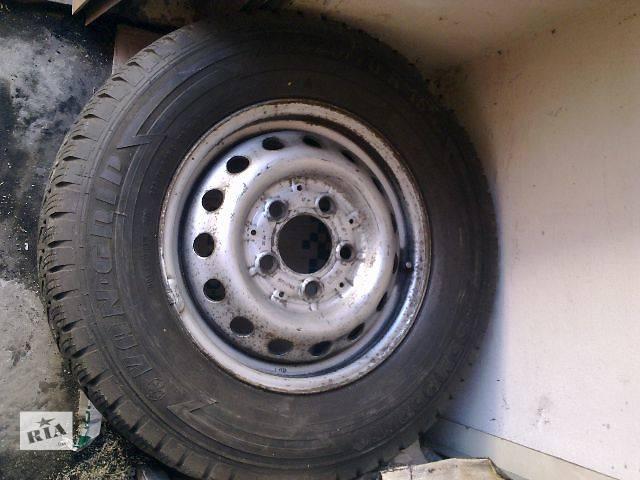 продам б/у Колеса и шины колесо Легковой SEMPERITO Микроавтобус бу в Ивано-Франковске
