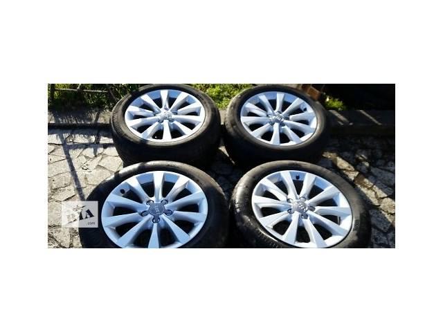 б/у Колеса и шины Легковой Audi A6 2014.225/55/17.- объявление о продаже  в Ужгороде