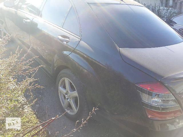 продам Б/у Колеса и шины Легковой Mercedes S-Class бу в Львове