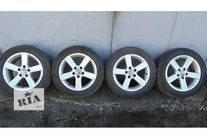б/у Диск с шиной Volkswagen Caddy