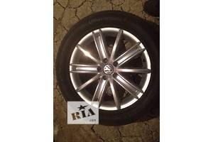 б/у Диск с шиной Volkswagen Tiguan