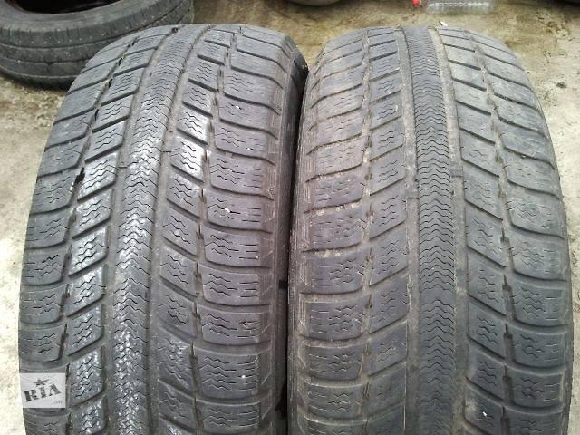 бу б/у Колеса и шины Всесезонные Michelin Шины Легковой R16 205 55 2008 в Ужгороде