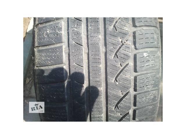 купить бу б/у Колеса и шины Шины 55 225 R16 Continental Зимние Легковой 2005 в Ужгороде