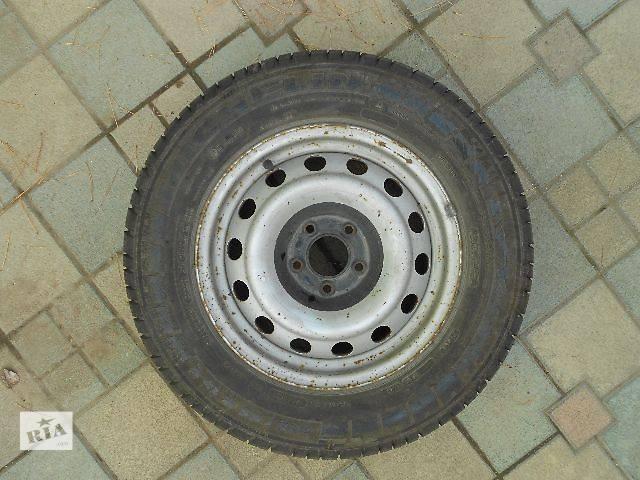 бу б/у Колеса и шины Шины 65 215 R15C Michelin Легковой Renault Kangoo 2008 в Чопе