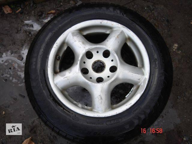 продам б/у Колеса и шины Летние Шины Michelin Легковой R15 Volkswagen Multivan 195 70 бу в Ужгороде
