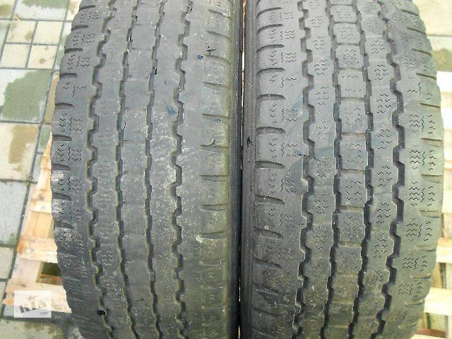 б/у Колеса и шины Шины 70 205 R15C Bridgestone Зимние Легковой 2011- объявление о продаже  в Ужгороде