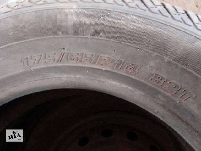 купить бу б/у Колеса и шины Шины Kumho R14 175 65 Легковой Hyundai Getz 2010 в Запорожье