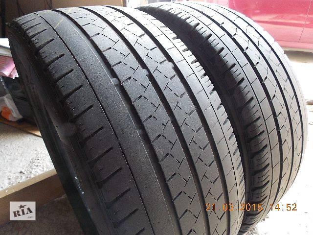 купить бу б/у Колеса и шины Шины Летние Bridgestone R16C 215 60 Автобусы в Киеве