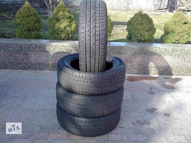 купить бу Б/у шины для кроссовера в Киеве