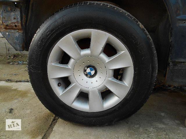 купить бу б/у Колеса и шины Летние Шины Michelin Легковой R15 BMW 215 65 535 в Ужгороде