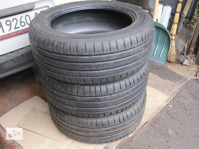 купить бу Б/у Колеса и шины Шины Летние Nokian R18 235 55 Легковой Volkswagen Touareg в Сумах