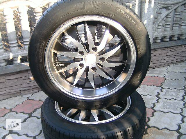 бу б/у Колеса и шины Шины Michelin R16 205 55 Легковой 2007 в Бердичеве