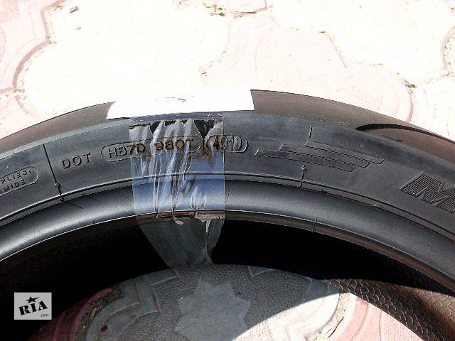 бу б/у Колеса и шины Шины Michelin R17 185 55 Мото 2010 в Николаеве