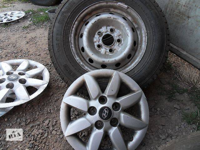 продам б/у Колеса и шины Шины R14 205 70 Легковой бу в Виннице