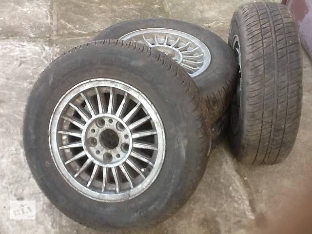 купить бу б/у Колеса и шины Шины Rosava R14 195 70 Легковой BMW в Самборе