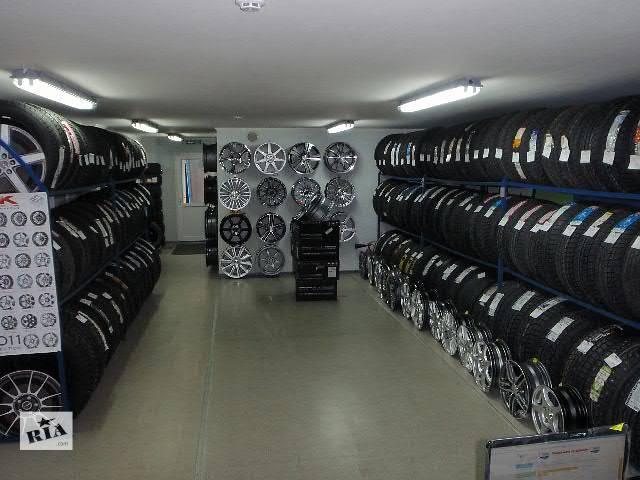 купить бу Колеса и шины Шины в ассортименте в Днепре (Днепропетровске)