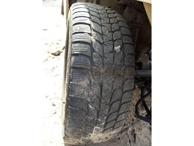 купить бу б/у Колеса и шины Шины Зимние Bridgestone R16 205 55 Легковой Volkswagen Caddy 2006 в Ковеле