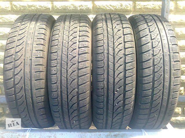 б/у Колеса и шины Шины Зимние Dunlop R14 155 65 Легковой- объявление о продаже  в Запорожье