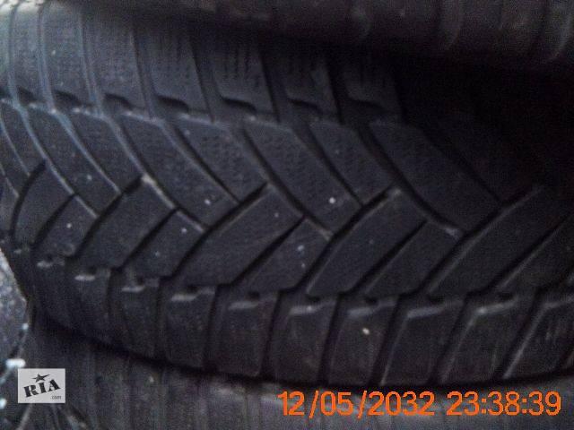 б/у Колеса и шины Шины Зимние Dunlop R17 225 45 Легковой- объявление о продаже  в Житомире