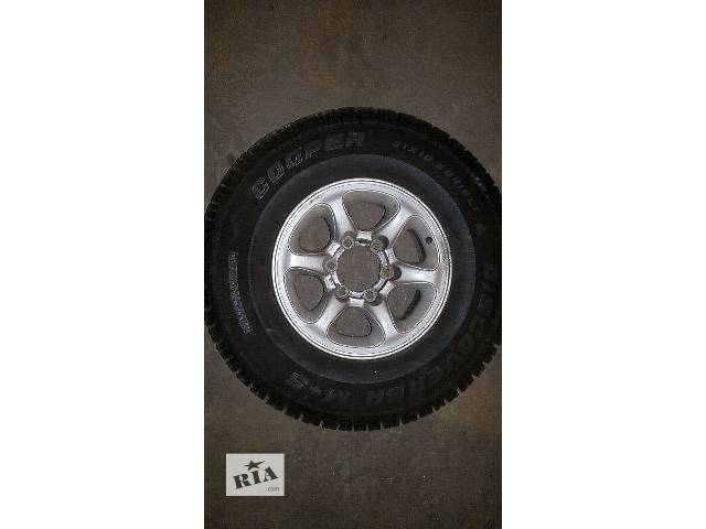 купить бу б/у Колеса и шины Шины Зимние Легковой Nissan Terrano II в Днепре (Днепропетровск)