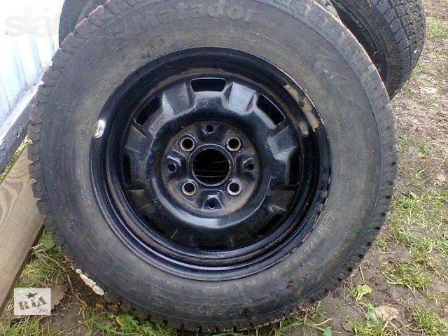 продам Б/у Колеса и шины Шины Зимние Matador R13 175 70 Легковой бу в Черкассах